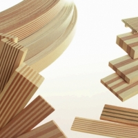 TEKTON MULTIPLEX WOOD VENEER EDGING